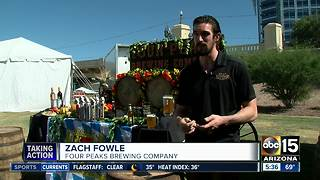 Attend Oktoberfest at Tempe Beach Park - Video