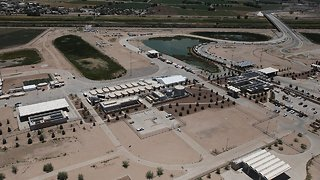 Hundreds Of Migrant Children Moving To Texas Tent Facility - Video