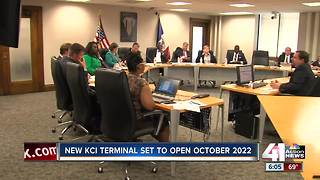 New KCI terminal will be delayed, cost more - Video