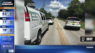 Woman's body found in ditch after deadly hit-and-run in Lakeland