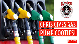 CMS HIGHLIGHT | Chris Gives The Gas Pump Cooties