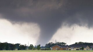 The Southern Plains Is At High Risk Of Tornadoes