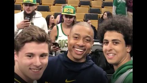 Former Fan Favorite Isaiah Thomas Says 'I'll Be Back' to Boston Celtic Fans