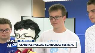 Volunteers making Clarence Scarecrow Festival possible