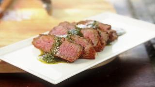 Chimichurri Grilled Beef - Video
