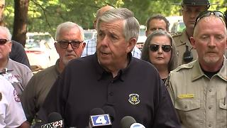 Officials provide update on Table Rock duck boat tragedy - Video