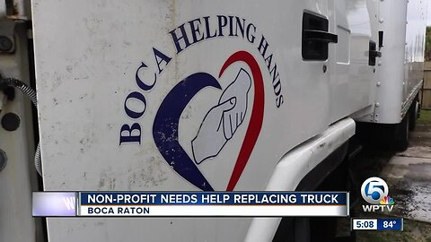 Boca Raton non-profit needs help to deliver food to families in need