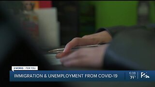Immigration and Unemployment From COVID-19
