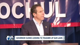 How Governor Cuomo wants to expand gun laws in 2019
