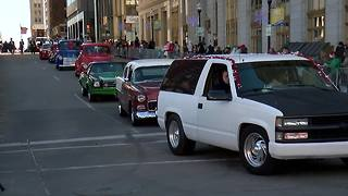 2017 Tulsa Christmas Parade - Video
