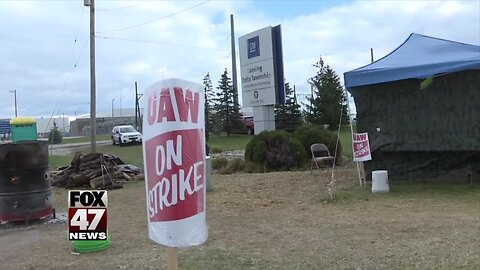 Morale still high in week five of UAW strike