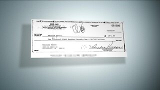 Milwaukee woman reaches out to Call 4 Action saying someone else cashed her $1,800 student loan check