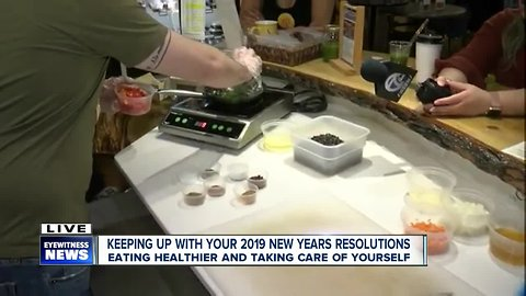 Making your New Years resolutions at Soma Cura Wellness Center