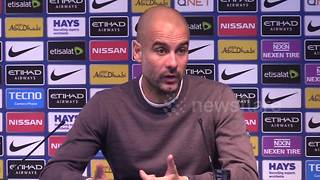 Guardiola revels in 'best' City performance - Video