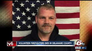 Firefighter found dead hours after fighting early morning blaze in Delaware County - Video