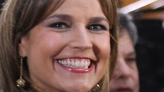 Savannah Guthrie Will Be Looking Better Very Soon. Literally