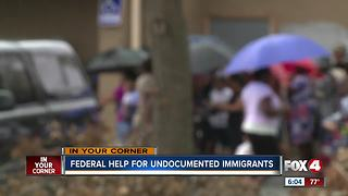 Will FEMA help undocumented families in SWFL - Video