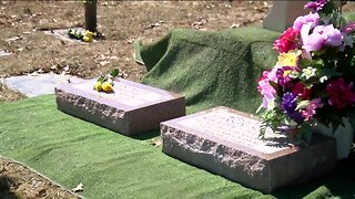 Former 'Jane Doe,' Peggy Lynn Johnson Schroeder laid to rest after 20 years