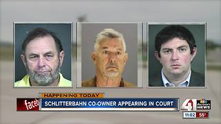 Schlitterbahn co-owner to appear in court