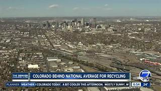 Which Colorado city recycles the most? It sure isn't Denver - Video