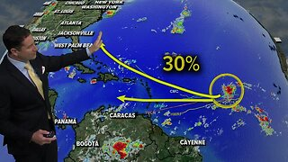 Monday morning tropical weather update (9/9/19)
