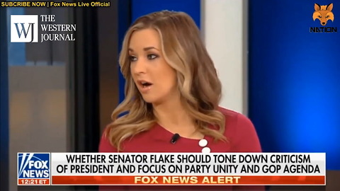 Katie Pavlich Lets Marie Harf Have It After Democrat Defends Flake's 'Trump Is Like Stalin' Speech