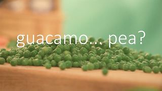 Eat the Season: GuacamoPEA - Video