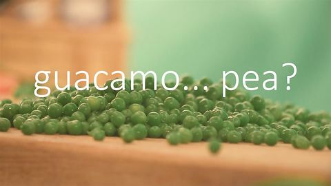 Eat the Season: GuacamoPEA