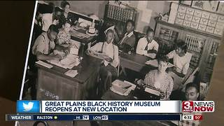 Great Plains Black History Museum moves - Video