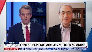 CHANG: 'WE DON'T KNOW' WHAT BIDEN WILL DO ABOUT CHINA