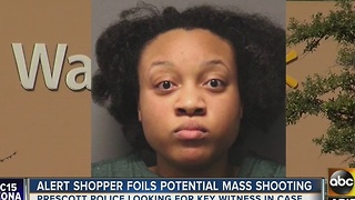 Woman busted for allegedly planning shooting at Walmart - Video