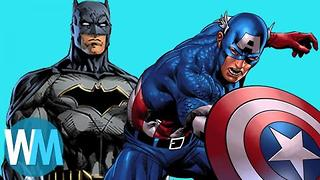 Justice League vs. The Avengers - Video