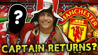 REVEALED: Manchester United Legend Close To Return?! - Video