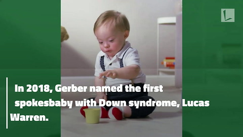 1928 Gerber Baby Comes Face to Face with 2018 Gerber Baby, Happy Encounter Immediately Goes Viral