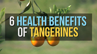 6 Health Benefits of Tangerines - Video