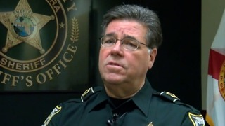 St. Lucie County Sheriff Ken Mascara recalls investigation into gunman