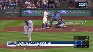 Tampa Bay Rays lose after Blake Snell ties AL record striking out first seven batters of game - Video
