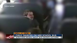 Video shows students bullying 5-year-old with special needs on school bus - Video