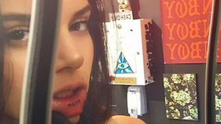 Kendall Jenner Gets A RIDICULOUS Tattoo While Drunk! - Video
