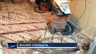 Ask the Expert: Builder contracts - Video