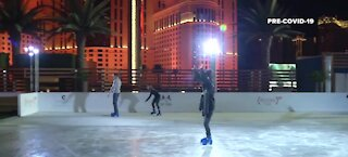 Cosmopolitan Ice Rink opens today