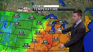 Dustin's Forecast 9-25 - Video