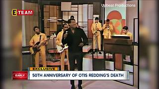Remembering Otis Redding's final days in Cleveland on the 50th Anniversary of his death - Video