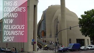 Germany's Mosque: The biggest and the newest in Europe - Video