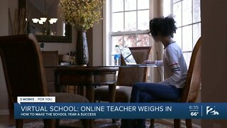 Virtual School: Online Teacher Veteran Weighs In