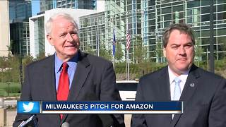 MilwMilwaukee officially makes bid for Amazon's second headquartersaukee marathon course was about 4,200 feet short, race organizers say - Video