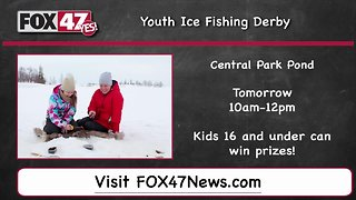 Around Town Kids 2/15/19: Youth Ice Fishing Derby