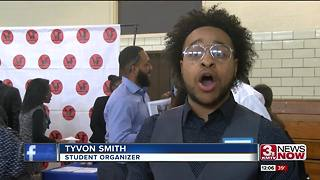 Omaha North High hosts black professionals