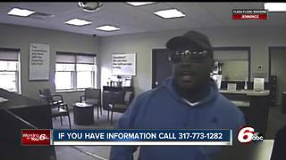 Man sought in robbery of Cicero bank - Video