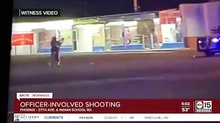 Woman shot by Phoenix officers near 27th Ave and Indian School Road